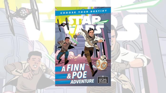 Immagine di Choose Your Destiny: A Finn & Poe Adventure