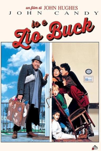 Poster Io e Zio Buck