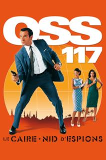 Poster OSS 117 : Le Caire, nid d'espions