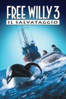 Poster Free Willy 3 - Il salvataggio