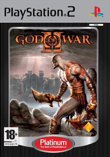 God of War 2 - Platinum Edition (PS2)
