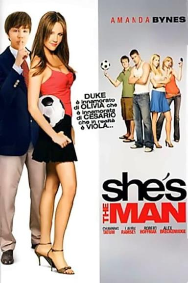 Poster She's the Man