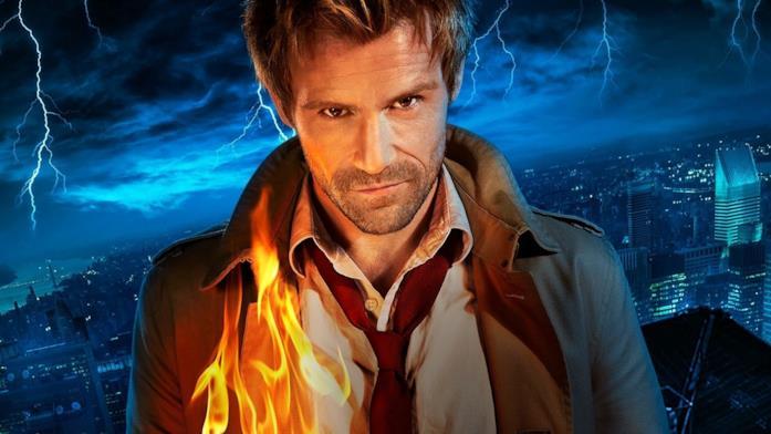 La serie Constantine è andata in onda dal 2013 al 2014 su NBC