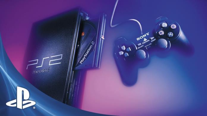 Un render ufficiale di PS2