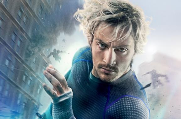 Aaron Taylor-Johnson è Quicksilver