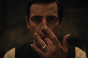 Claes Bang è Dracula