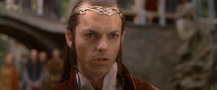 Elrond è il padre di Arwen
