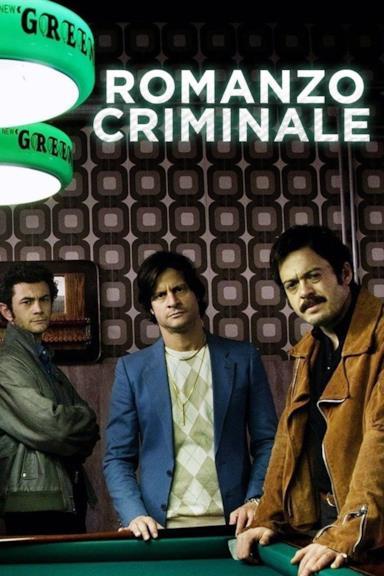 Poster Romanzo Criminale