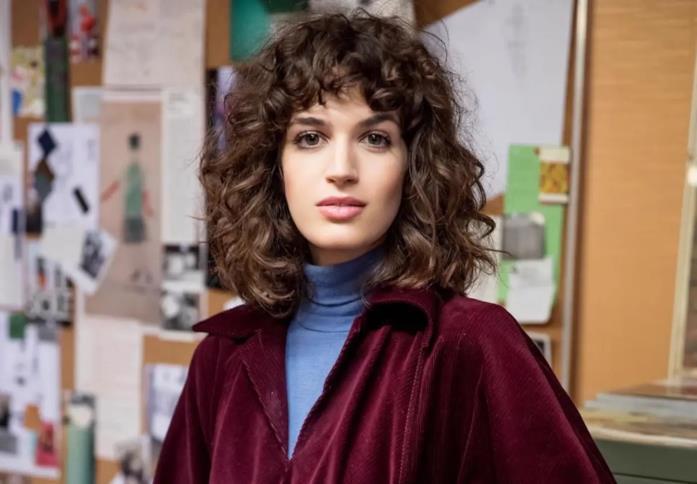 Greta Ferro interpreta Irene