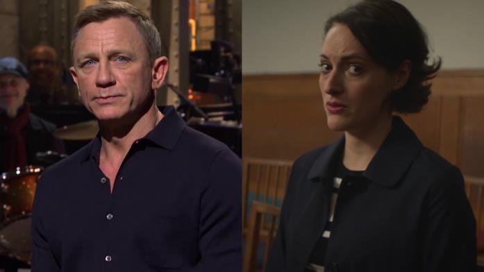 Daniel Craig fa il verso a Phoebe Waller-Bridge nel monologo di Fleabag