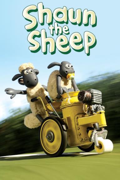 Poster Shaun, vita da pecora
