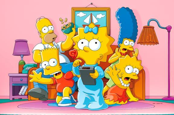 Immagine promozionale de I Simpson