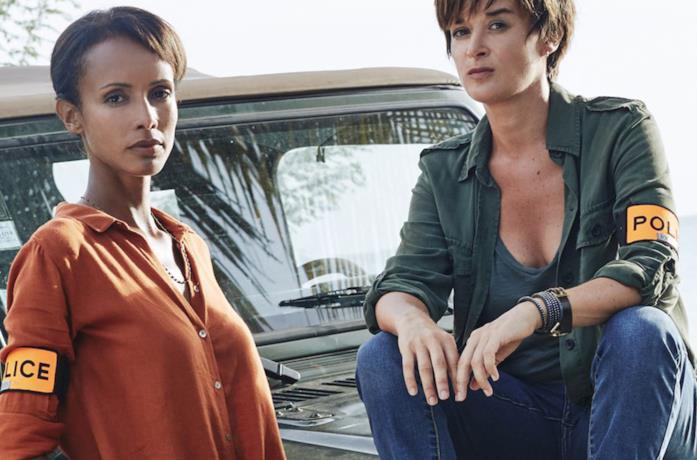 Mélissa Sainte-Rose e Gaelle Crivelli si preparano a entrare in azione