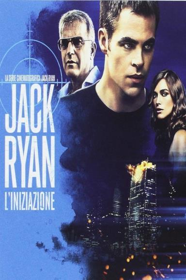 Poster Jack Ryan - L'iniziazione