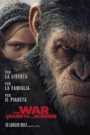 Poster The War - Il pianeta delle scimmie