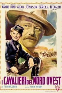 Poster I cavalieri del Nord-Ovest