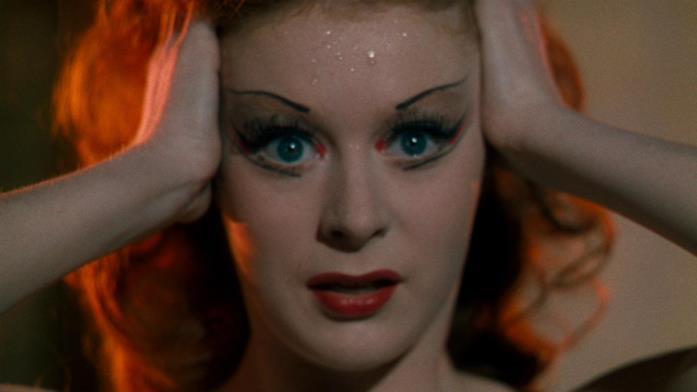 L'attrice Moira Shearer nel film Scarpette Rosse
