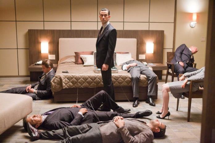 Joseph Gordon-Levitt in una scena del film