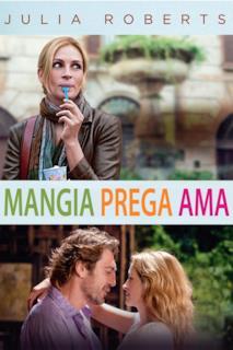 Poster Mangia prega ama
