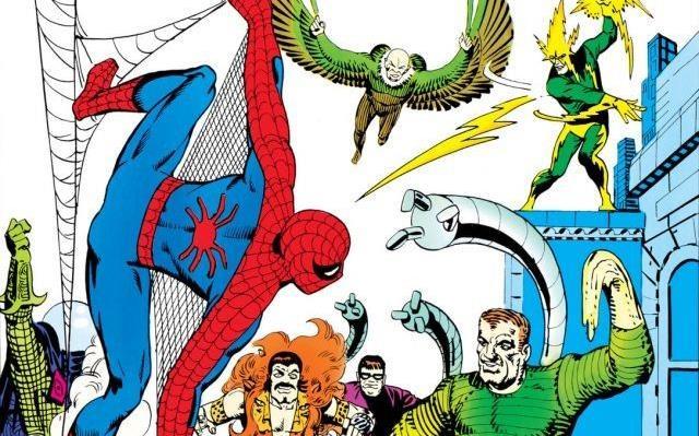 Cover di Amazing Spider-Man Annual #1