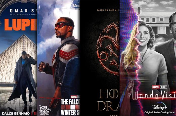 Le 20 serie TV da tenere sott'occhio nel 2021