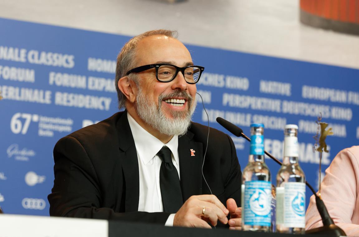 Álex de la Iglesia alla Berlinale nel 2017
