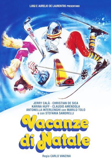 Poster Vacanze di Natale