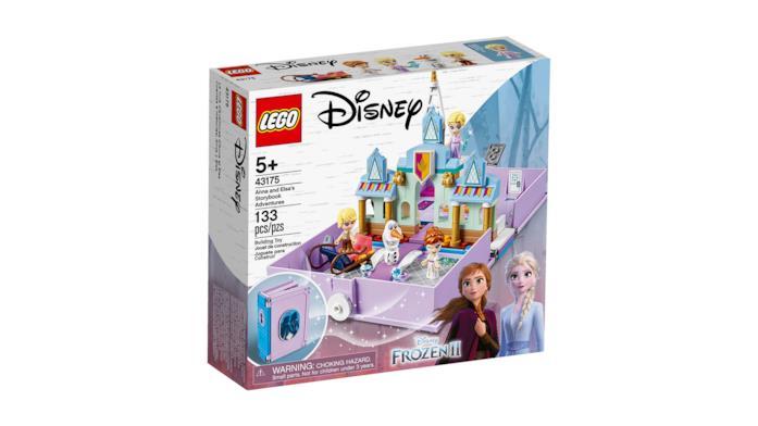 Il nuovo set LEGO Frozen 2 Storybook Adventures