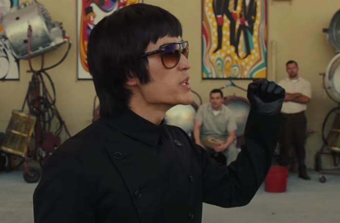 C'era una volta a... Hollywood: Mike Moh è Bruce Lee