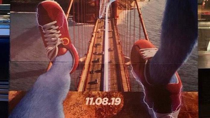 Sonic, il secondo poster