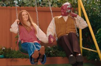 WandaVision, il mid-season trailer svela che qualcosa a Westview sta per cambiare