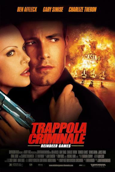 Poster Trappola criminale