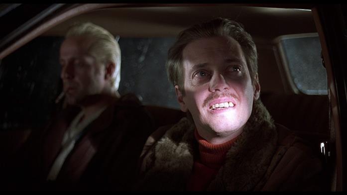 Steve Buscemi in una scena del film
