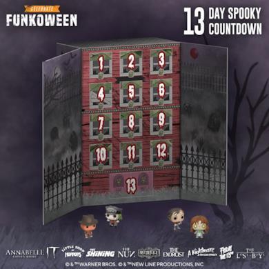 Calendario dell'avvento Horror