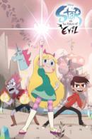 Poster Marco e Star contro le forze del male