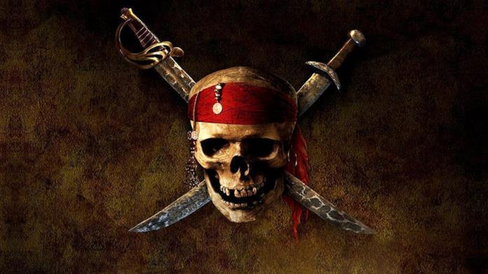 Pirati dei Caraibi: poster