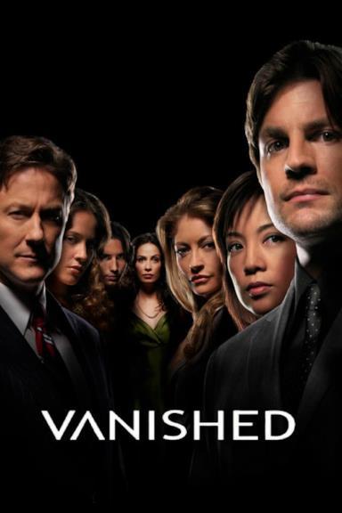 Poster Vanished
