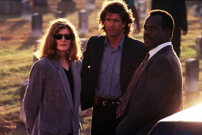 Mel Gibson, Danny Glover e Rene Russo