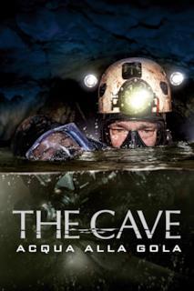 Poster The Cave - Acqua alla gola
