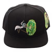 Rick and Morty Cappello