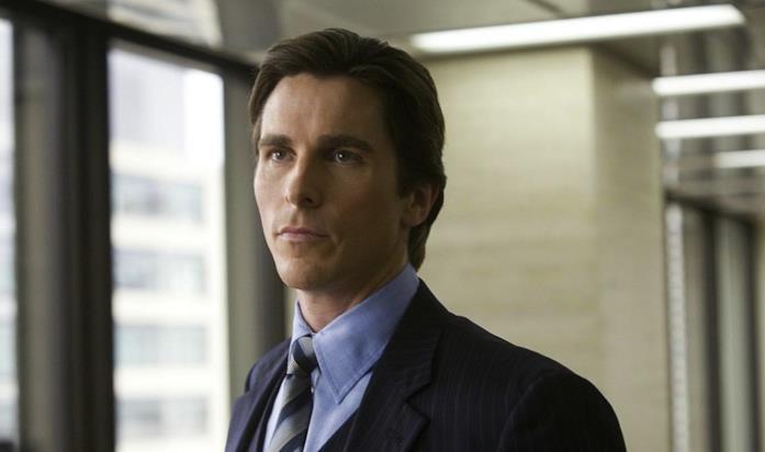 Christian Bale è Bruce Wayne/Batman nella trilogia di Nolan