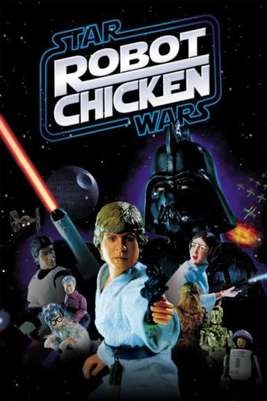 Poster Robot Chicken: Star Wars