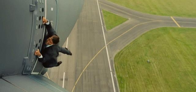 Un'immagine del film Mission: Impossible - Rogue Nation