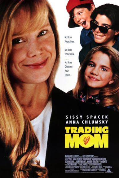 Poster A.A.A. Mamma cercasi