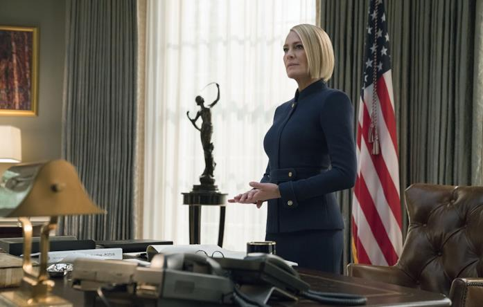 Hous of Cards: Claire Underwood