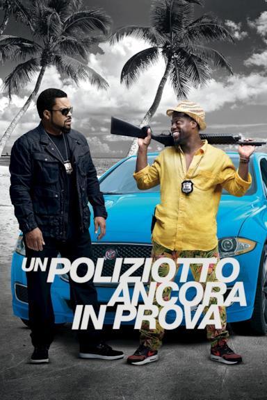 Poster Un poliziotto ancora in prova