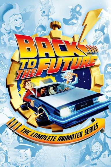Poster Ritorno al Futuro: La Serie Animata