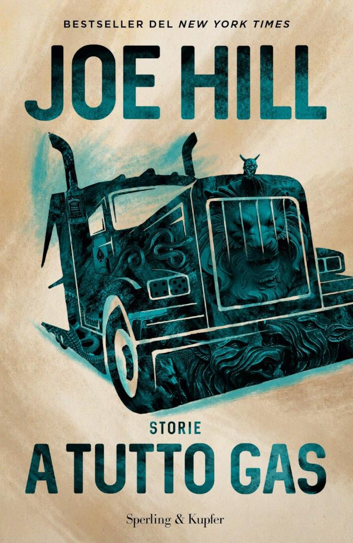 A tutto gas - Joe Hill