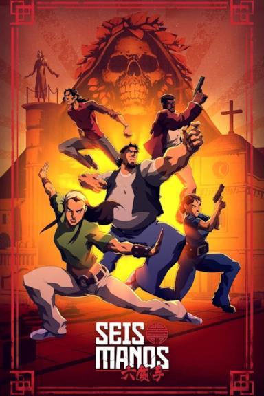 Poster Seis Manos