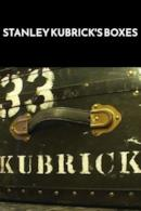 Poster Stanley Kubrick's Boxes